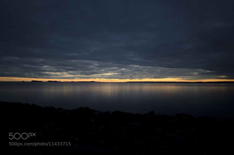 Photograph Nightfall by Sampsa Saari on 500px