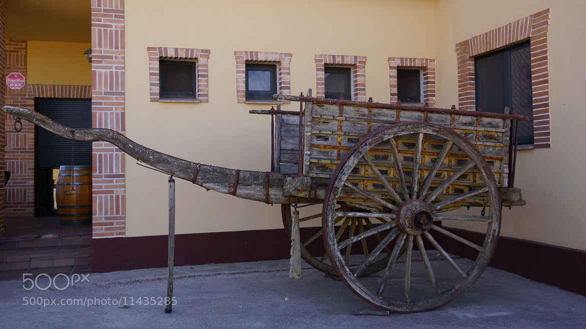 Photograph Carro de labranza by José Antonio Fontal Álvarez on 500px