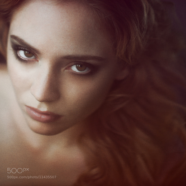 Photograph Natalie by Kseniya Filtschew on 500px