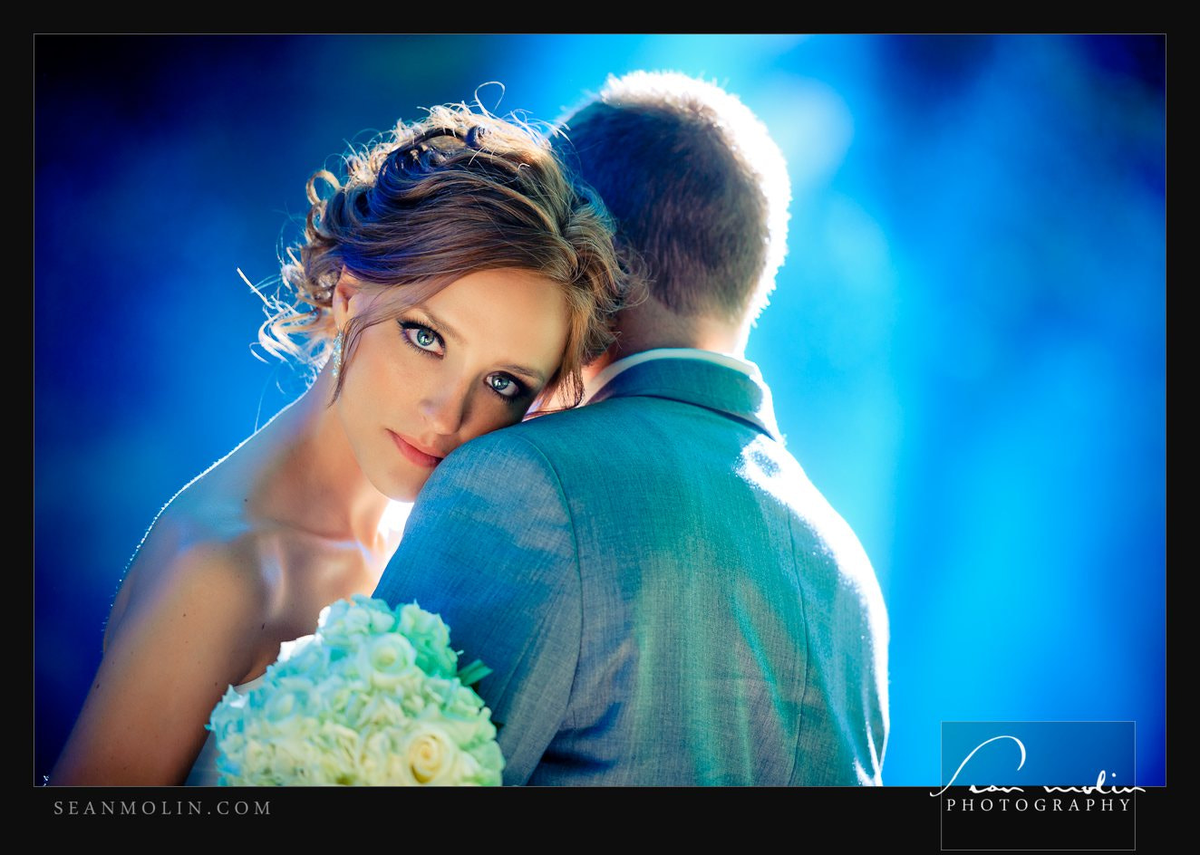 Photograph Behind Blue Eyes by Sean Molin on 500px