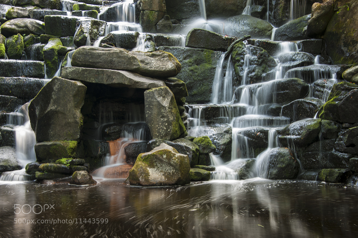 Photograph The Cascade by Donald Davis on 500px