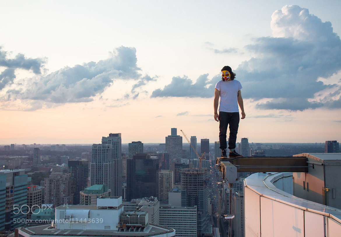 Photograph The Joker by Roof Topper on 500px