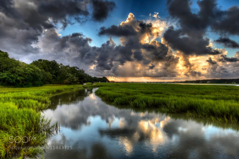 Photograph Estuary by Jim Crotty on 500px