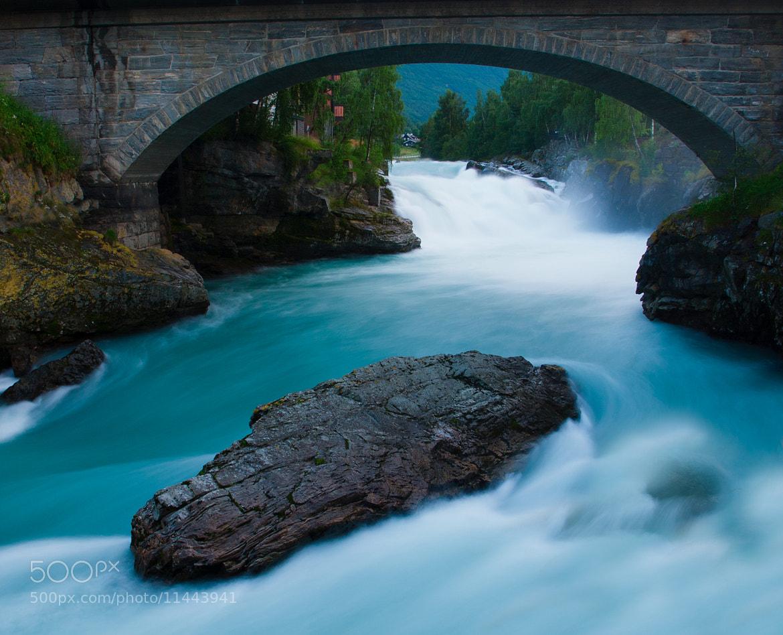 Photograph Under the bridge by Henning Evju on 500px