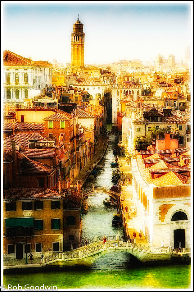 Photograph Venice Canal by Rob Goodwin on 500px