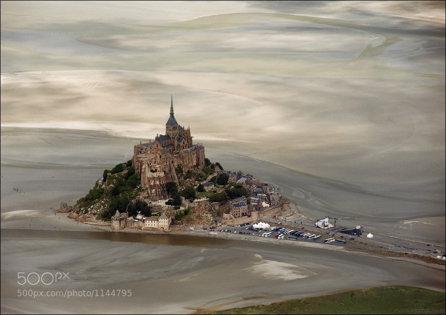 Photograph Le Mont-Saint-Michel by Maria Gorbatova on 500px