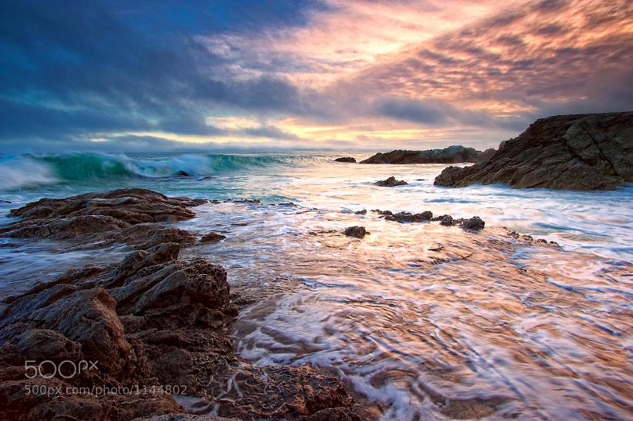 Leo Carrillo State Beach - Malibu, CA