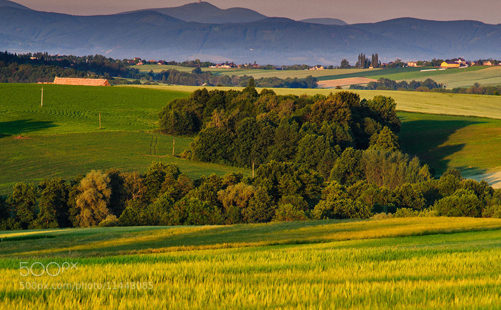 Photograph Polska Toskania by Sebastian Zebrowski on 500px