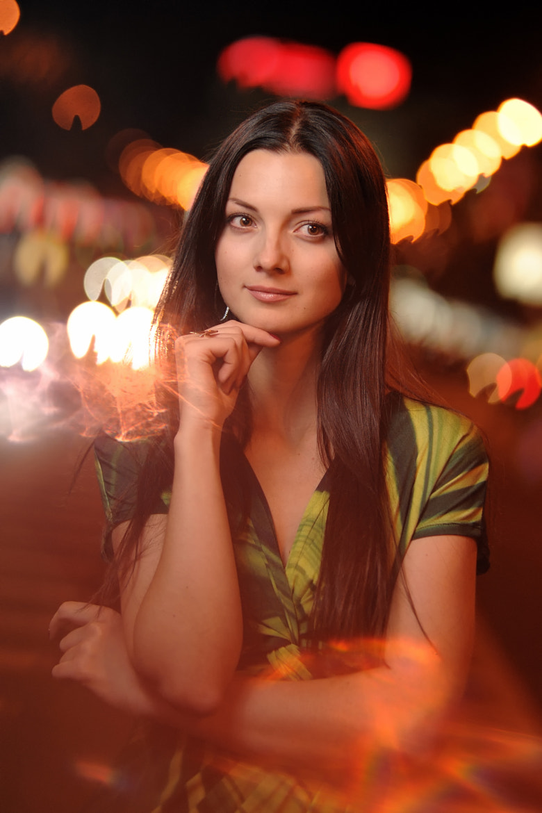 Photograph Elen by Artem and Anna Prikhodko on 500px