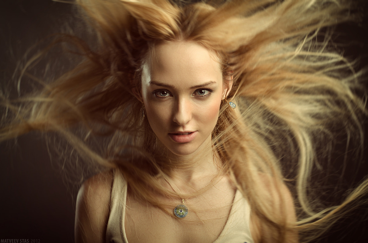 Photograph Anna by Stanislav M. on 500px