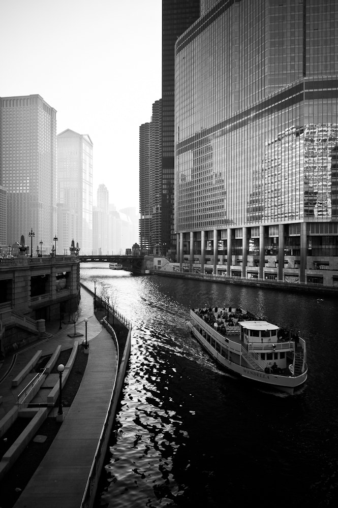 Photograph Chicago river by Martin Osvald on 500px