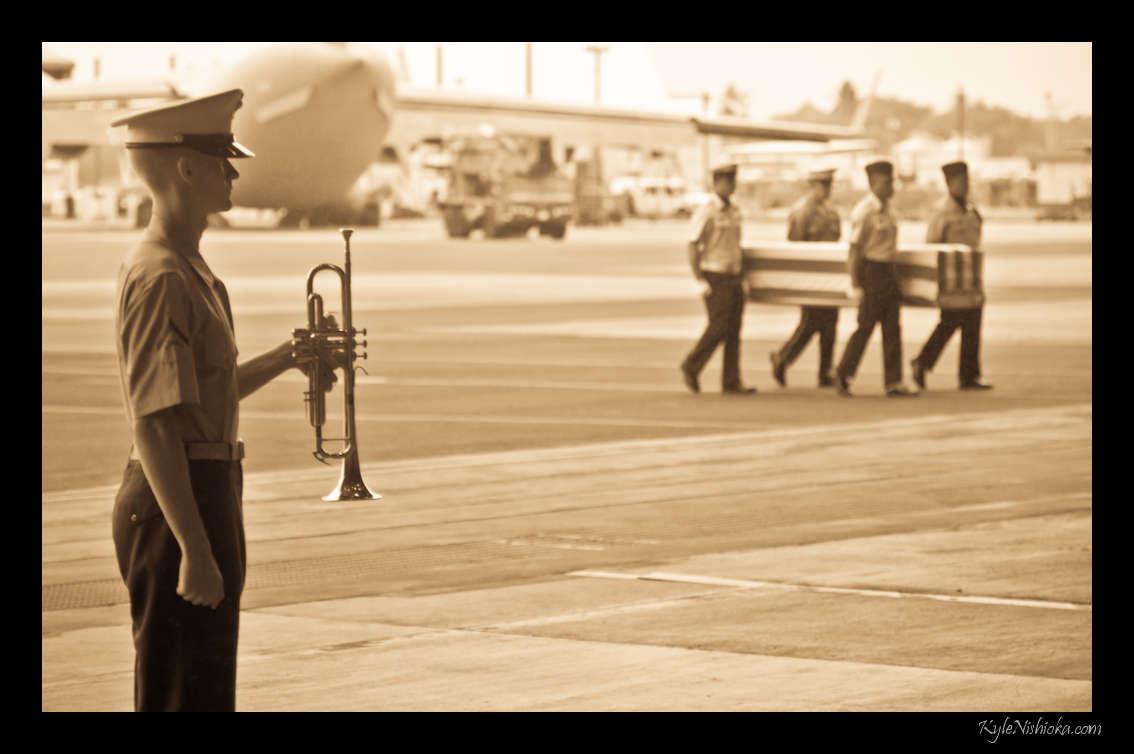 Photograph JPAC Arrival Ceremony by Mad Marv on 500px
