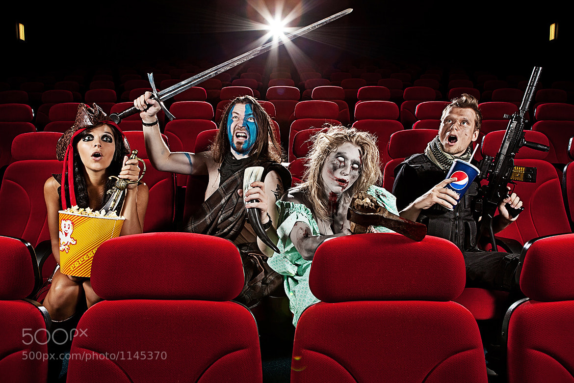 Photograph we are cinema by Christoph Ruhland on 500px