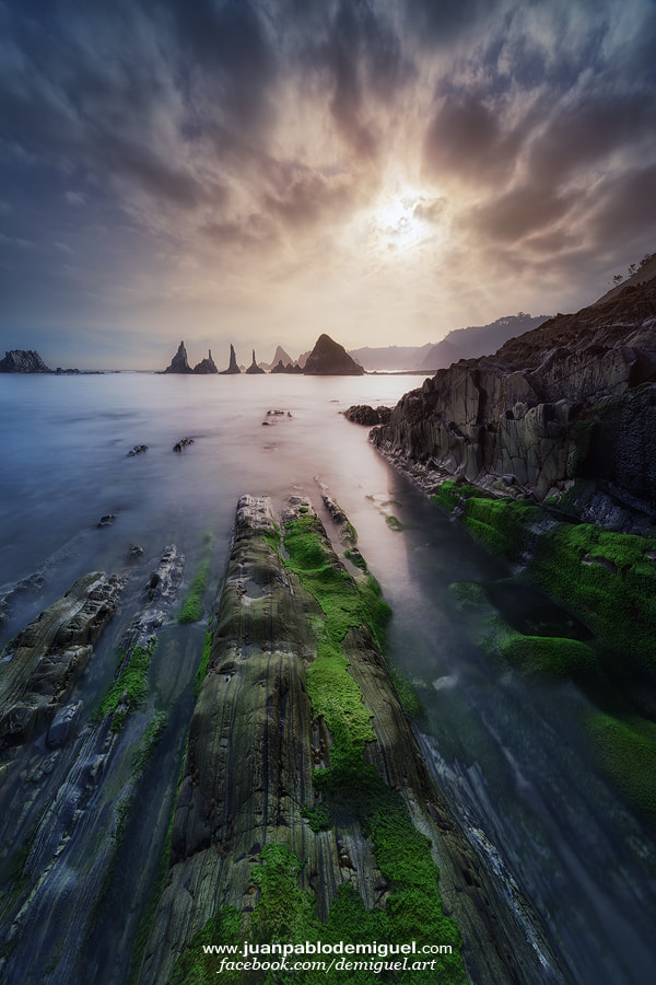 Fine Art Landscape Photography, Gueirua II by nature and landscape photographer Juan Pablo de Miguel