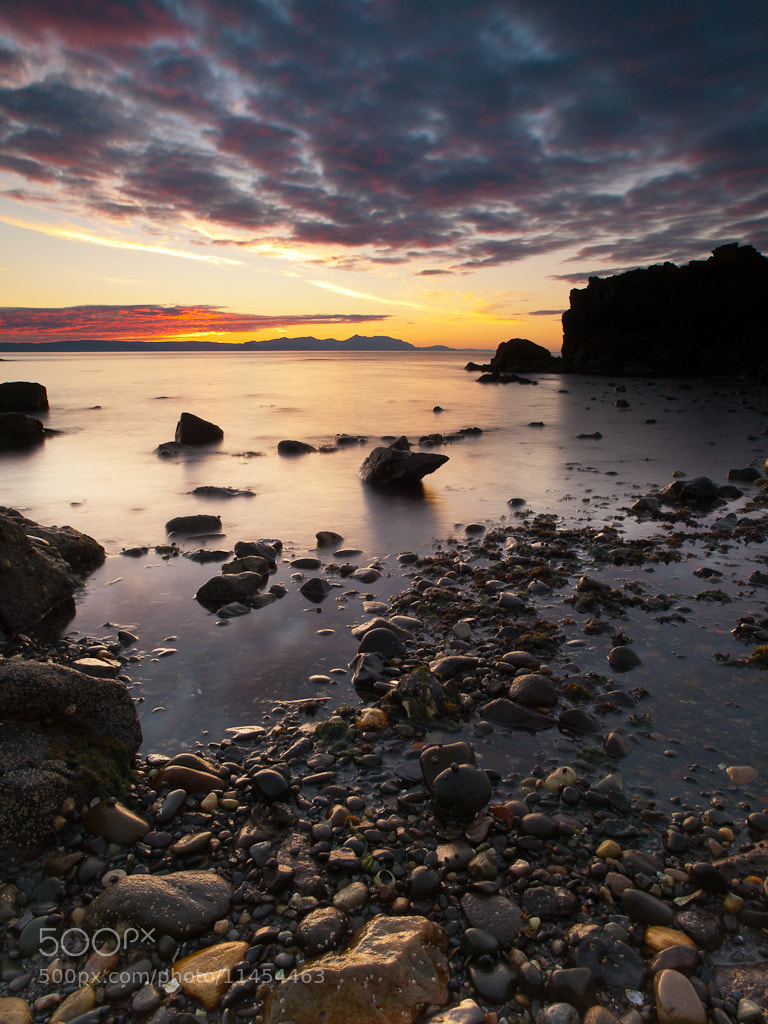 Photograph Summer Sunset Shore by Keith Muir on 500px