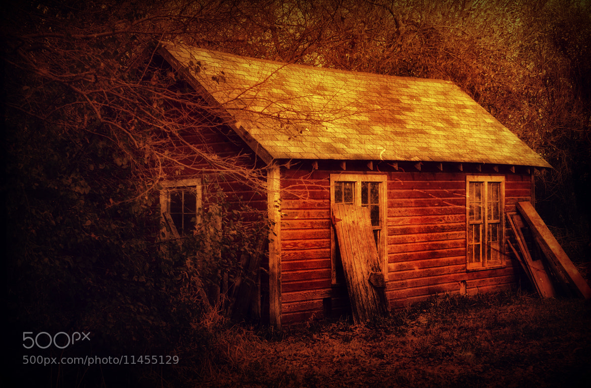 Photograph Shed by Dave Linscheid on 500px
