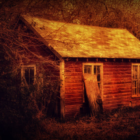 Shed by Dave Linscheid (DavidLinscheid)) on 500px.com