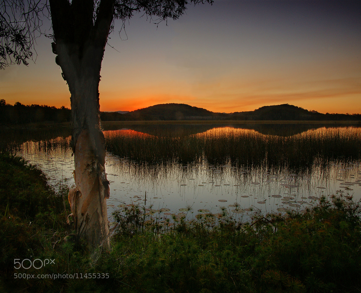 Photograph Cabarita Lake - 2 by Johan H Naess on 500px