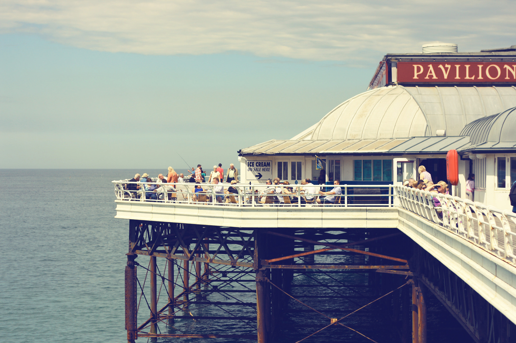 Photograph Cromer Pier by Callum Chapman on 500px
