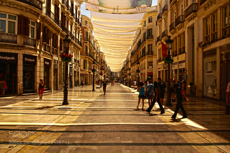 Photograph Las calurosas calles de Málaga by K@mané . on 500px