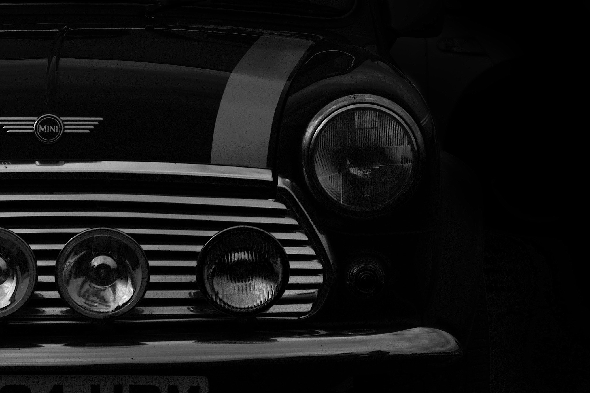 Photograph Hiding Mini by Callum Chapman on 500px