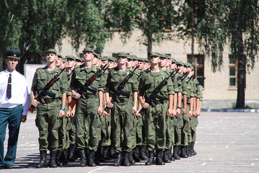 Army times, автор — Viktoria M. на 500px.com