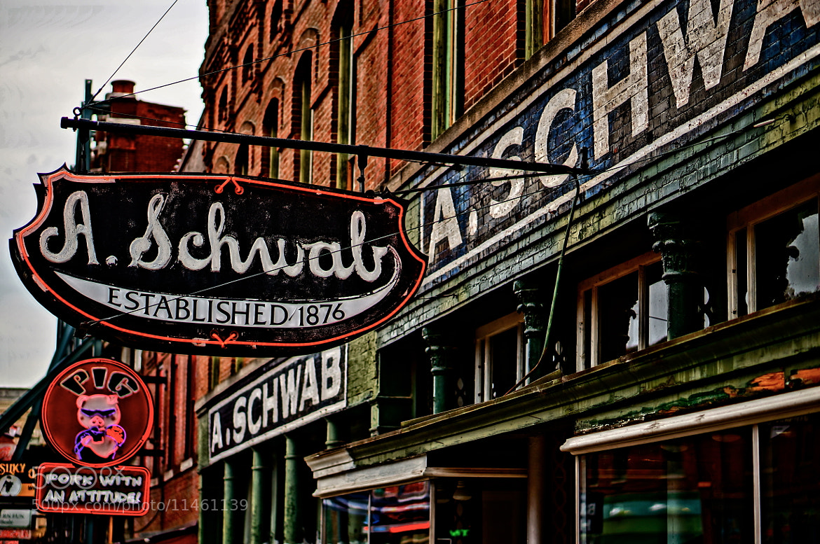 Photograph Old Beale Street by Spencer Gellman on 500px