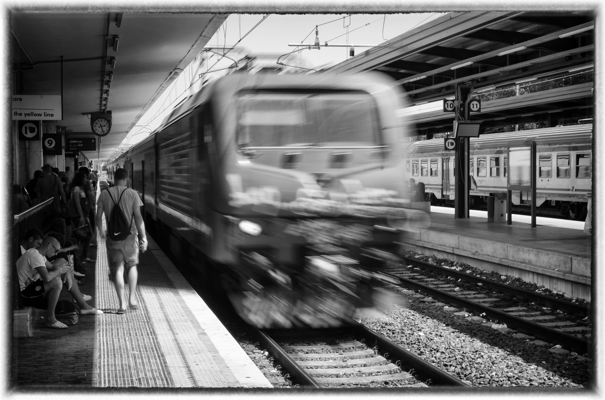 Photograph Locomotion by Allen Richardson on 500px