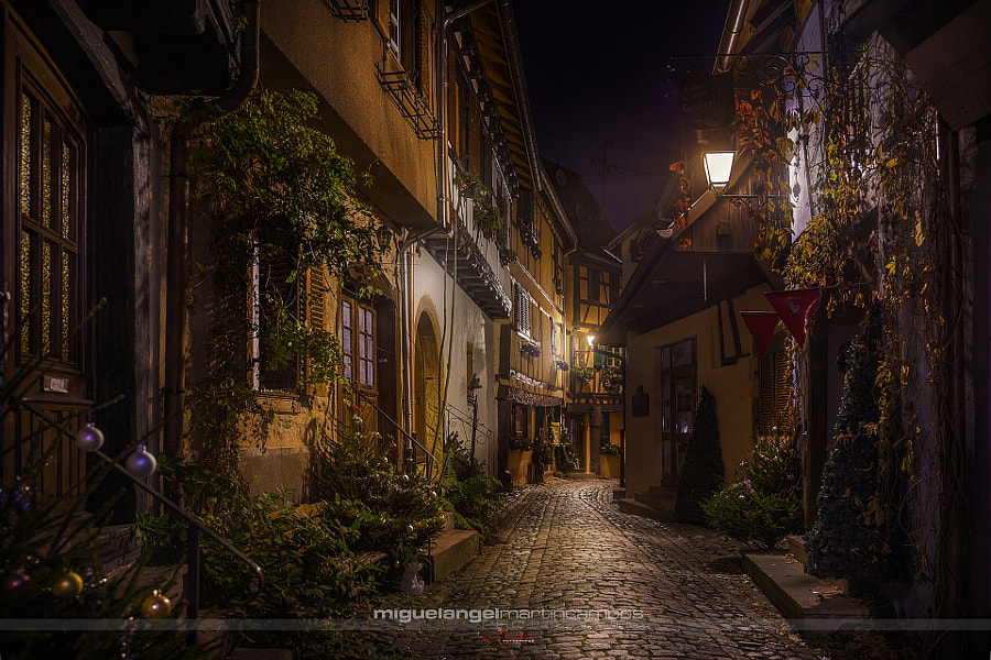 Eguisheim by Miguel Angel Martín Campos on 500px.com
