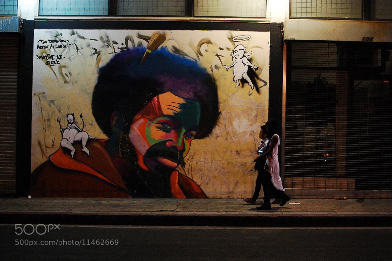 Photograph Downtown Art Walk 3 by Richard Michael Johnson on 500px