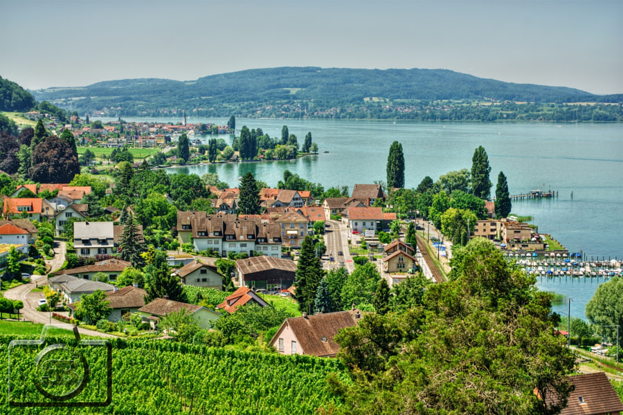 Lake Constance HDR by Silvan Bachmann on 500px.com