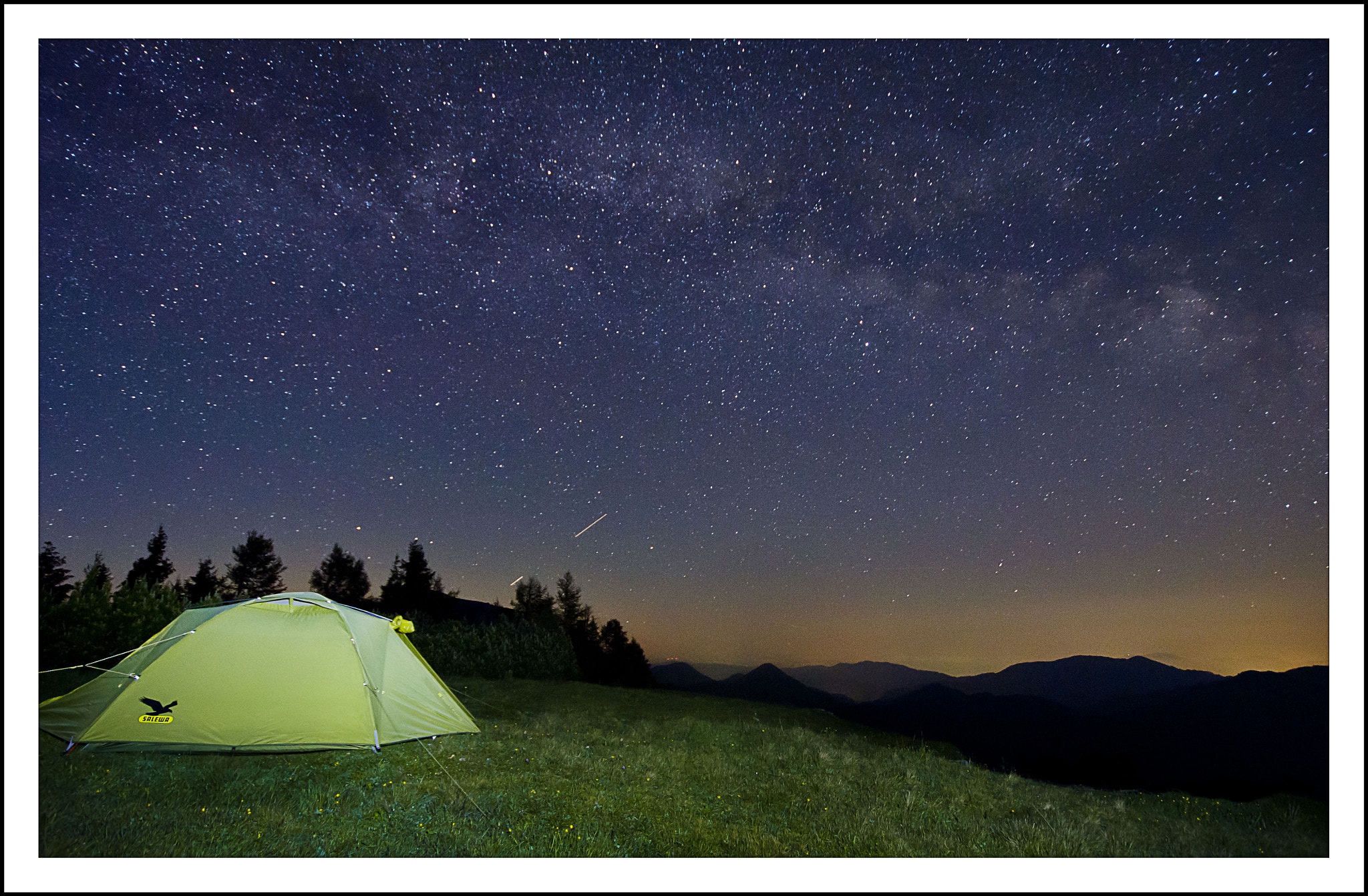 Photograph written in the stars by Karin Ziegler on 500px