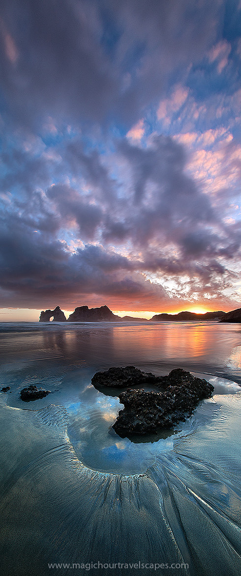 Photograph Beach at the End of the World by Kah Kit Yoong on 500px