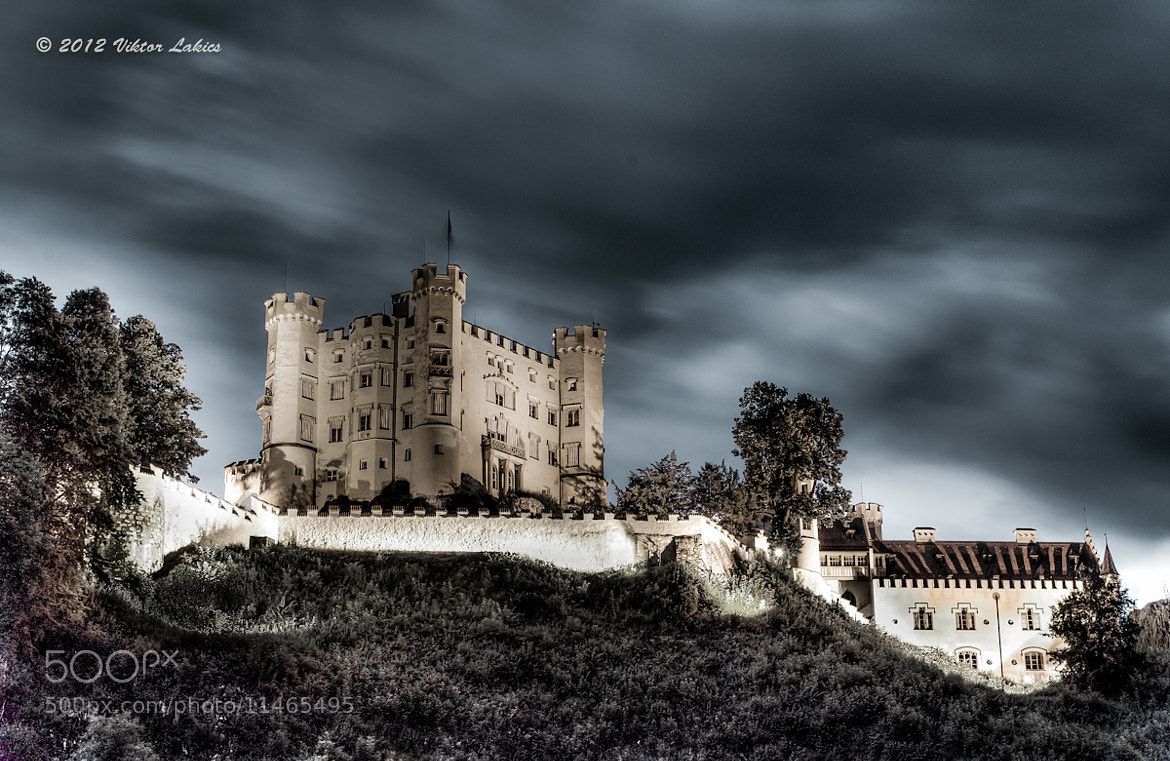 Photograph Hohenschwangau Castle by PhotonPhotography -Viktor Lakics on 500px