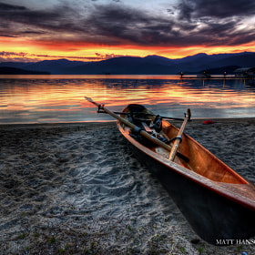 Priest Lake Morning Light by Matt Hanson (MattHansonPhotography)) on 500px.com