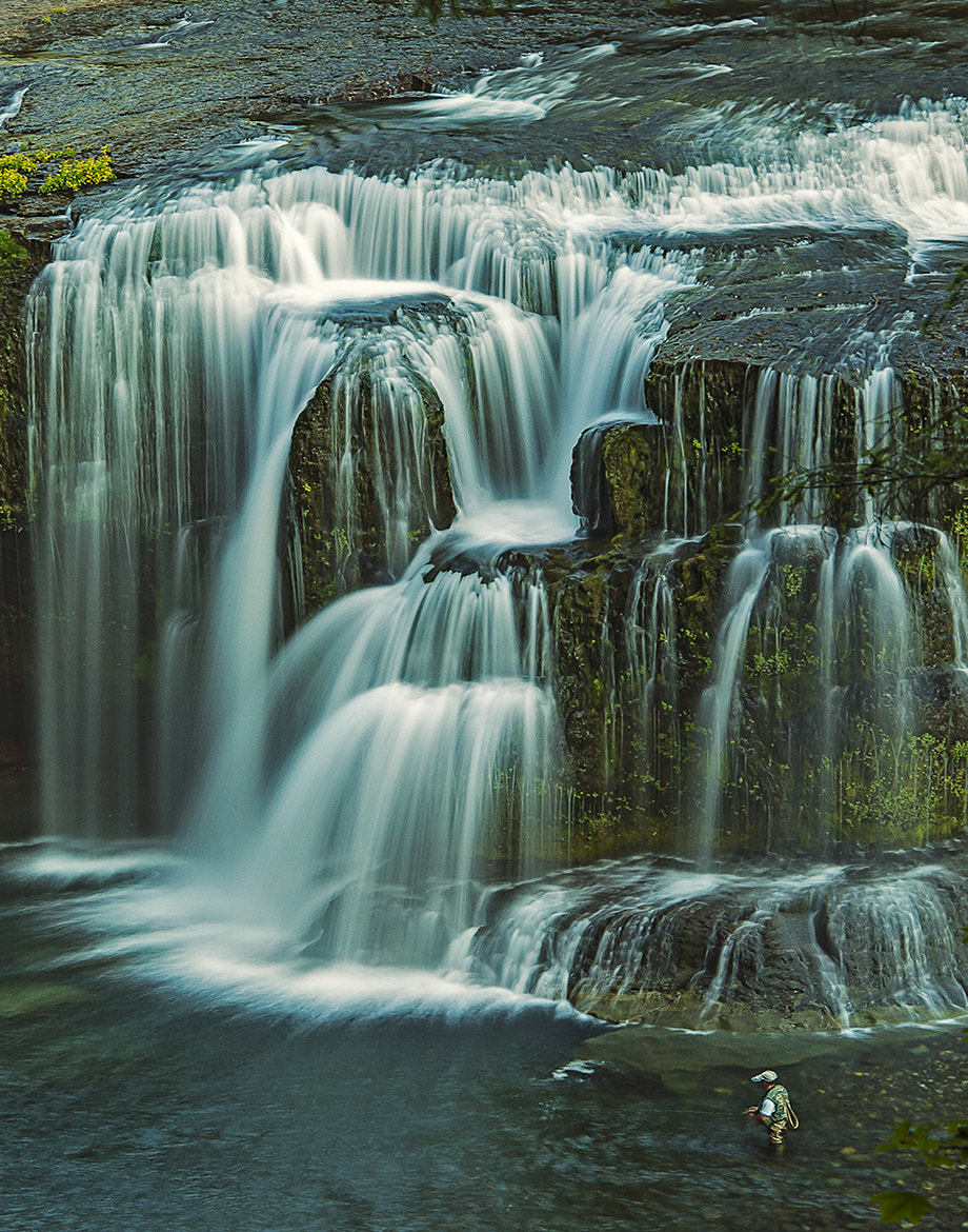 Photograph Lewis River by Jerry Flippin on 500px