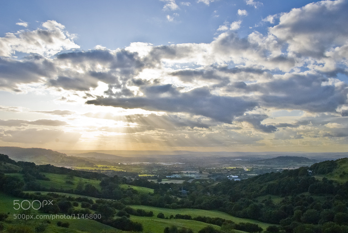 Photograph Birdlip Hill by Mark Raybone on 500px
