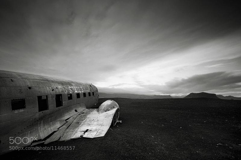 Photograph DC-3 by Nina Papiorek on 500px