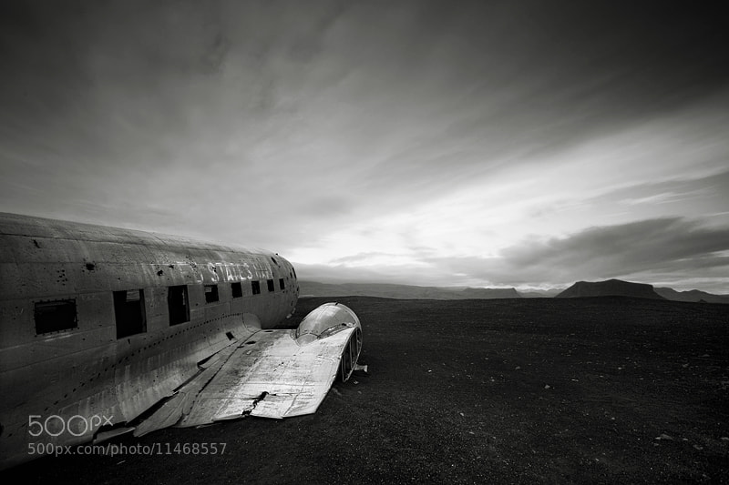 Photograph DC-3 by Nina Papiorek on 500px