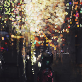 Galaxy of Bokeh