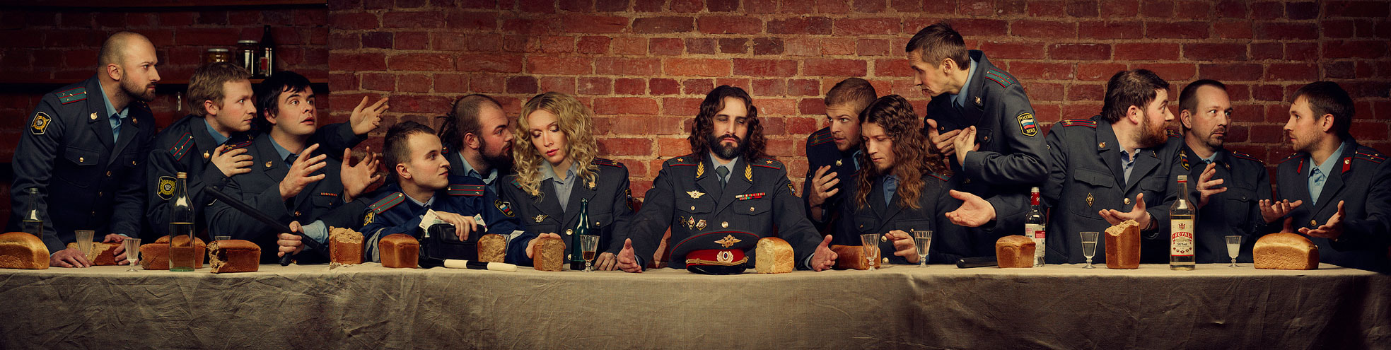 Photograph RUSSIAN POLICE by Kezzyn Waits on 500px