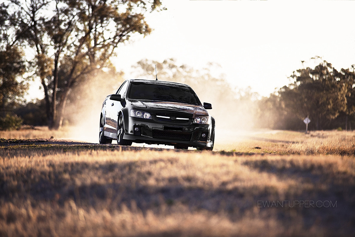 Photograph V8 Country by Ewan Tupper on 500px