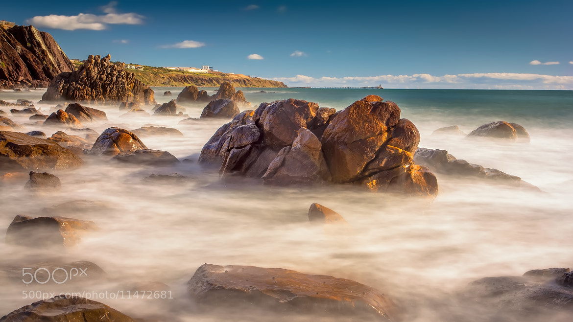 Photograph Hallett Cove Warm by James PhotoGraphy on 500px