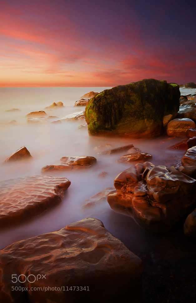 Photograph Afterglow by mark leader on 500px