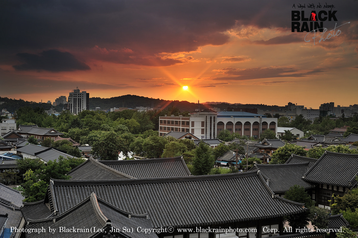 Photograph Sunset Time by Lee jin su on 500px