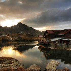 Balea Lake by Tony Goran (tonygoran)) on 500px.com