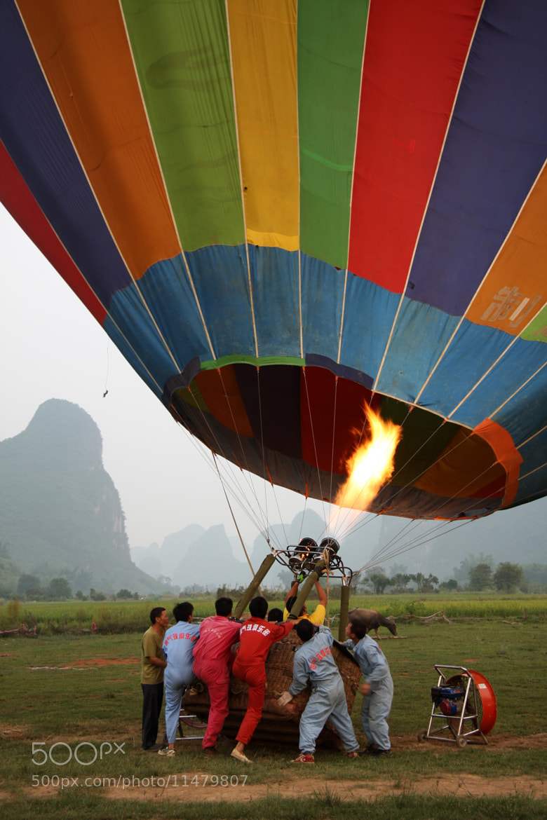 Photograph Yangshuo by Danik Charsky on 500px