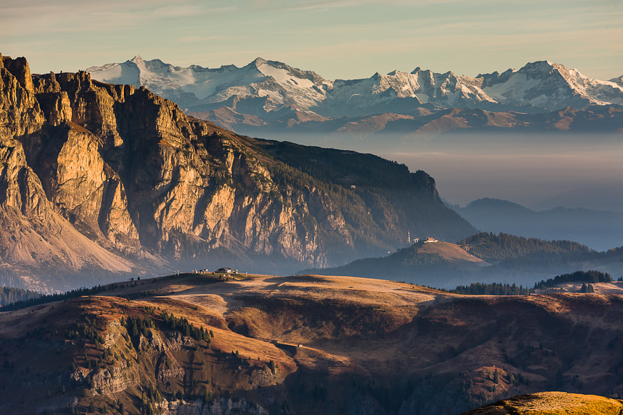Photograph Morning View by Hans Kruse on 500px