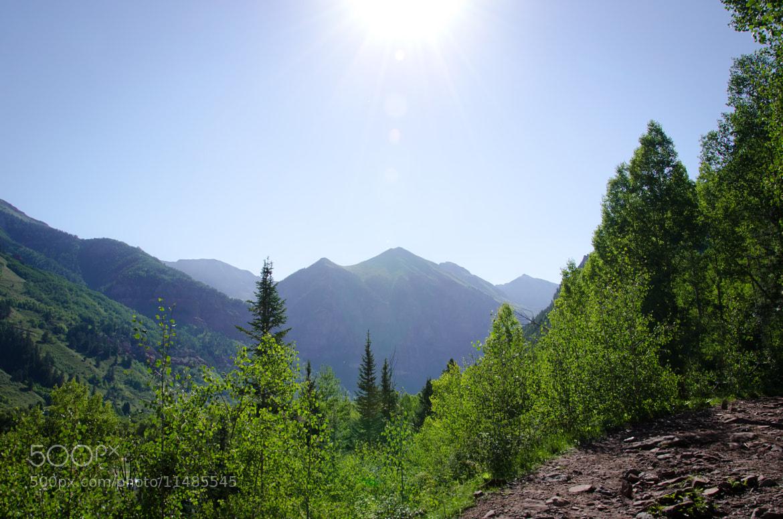 Photograph Hazy Morning Hike  by Bailey Wheeler on 500px
