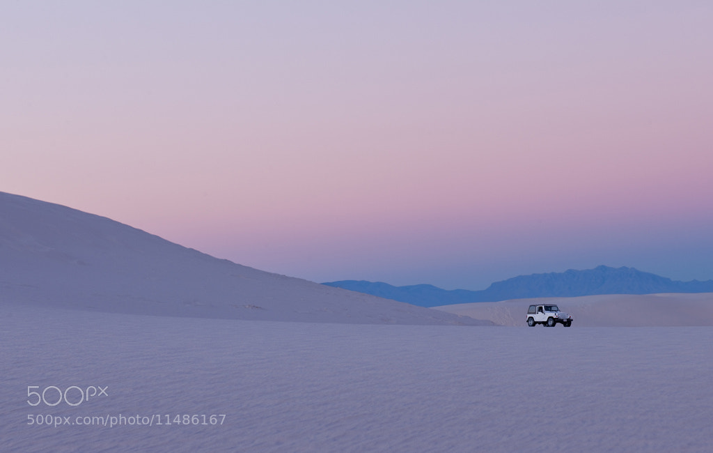 Photograph White Sands by Mike Reyfman on 500px
